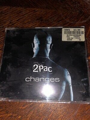 2Pac-Changes CD Single • 3.99£
