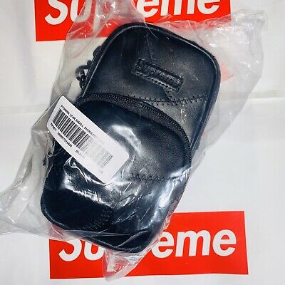 $ CDN248.78 • Buy Supreme Patchwork Leather Small Shoulder Bag  FW19 NWT Deadstock 100% Authentic