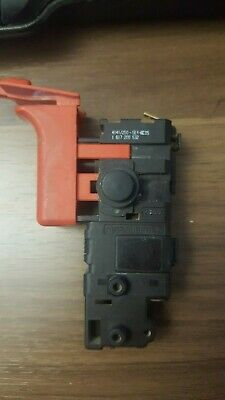 Bosch Variable Switch 1617200532 Marquardt   4a       250v               *34 • 14.99£