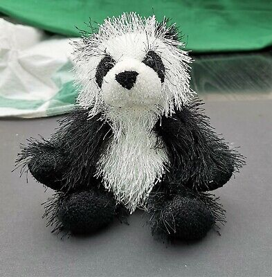 Ty Punkies Collection - DOMINOES The Pandar - Retired 2003 - No Swing Tag • 5£