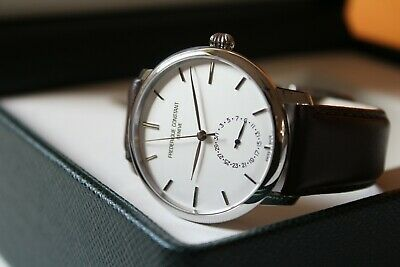 Frederique Constant Manufacture Slimline Automatic Mens Watch FC-710S4S6 • 750$
