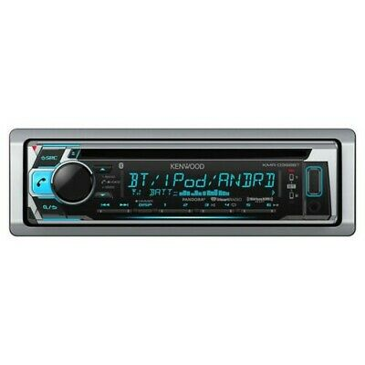 Kenwood KMR-D368BT Marine Boat CD Receiver IPhone IPod Stereo USB Bluetooth • 69.99$