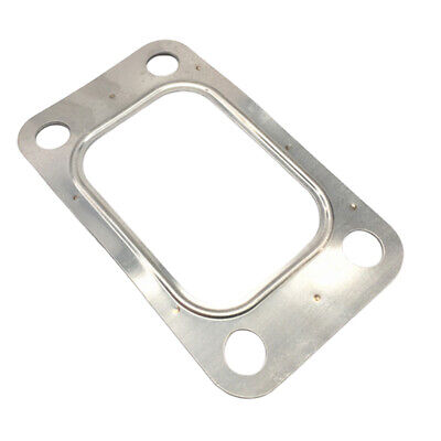 $ CDN11.55 • Buy Multi 5 Layer T4 Turbo Exhaust Flange Gasket 4Bolt T04E T66 T70 Inlet Outlet