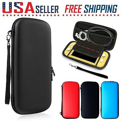 Nintendo Switch LITE Carrying Case Hard Portable Pouch Travel Screen Protector • 8.99$