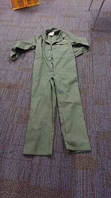 Ladies Or Mens Proban Green Colour Boilersuit Or Overalls. • 12£