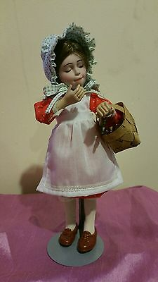 $29 • Buy  NORMAN ROCKWELL Limited Edition 1979 Rumbleseat Dolls  By Mary Moline