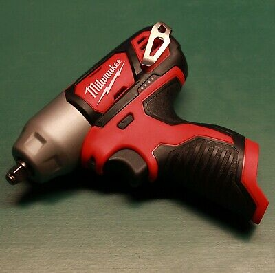 Milwaukee 2463-20 M12 3/8  12V Cordless Impact Wrench Tool Only • 84.99$