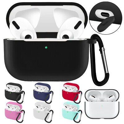 $ CDN6.36 • Buy Silicone Charging Protecter Box Case Anti-lost Strap For NEW Apple AirPods Pro