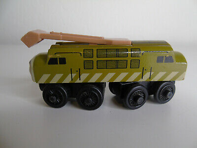 Thomas And Friends Diesel 10 Wooden Magnetic Train Railway • 7.16£