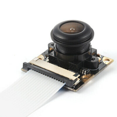 AU17.43 • Buy Raspberry Pi 3/B+ 5Mp Megapixel Night Vision Ov5647 Sensor Mini Camera AC2044