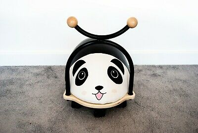 PANDA- Kids Wooden Wheely Bug / Ride On / Balance Bike Toddler Toy By Ecopandauk • 38.99£