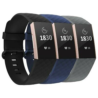 $ CDN16.93 • Buy Adepoy Compatible With Fitbit Charge 3 Bands For Women Men Large Small, A... New