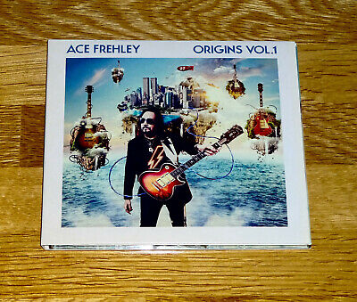 ACE FREHLEY Origins Vol. 1 CD - Like New (Paul Stanley, Cold Gin, Parasite) KISS • 7.95£
