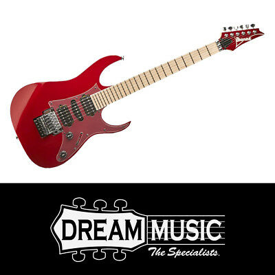 AU2399 • Buy Ibanez RG40AH 40th Anniversary Limited Edition Electric Guitar Ruby Red RRP$2999