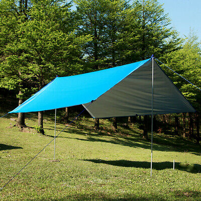 AU31.49 • Buy Sun Shade Shelter Beach Tent Canopy Portable UV For Outdoor Camping Picnic WS