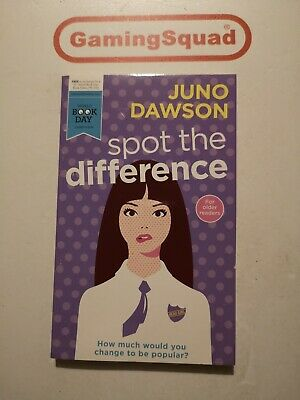£2.20 • Buy Spot The Difference, Juno Dawson PB Book, Supplied By Gaming Squad
