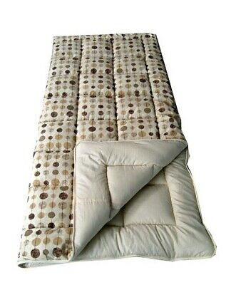 SLEEPING BAG (SUPER KING SIZE) - TEMP RATING +10 To -7 (BAUBLES STYLE) • 39.95£