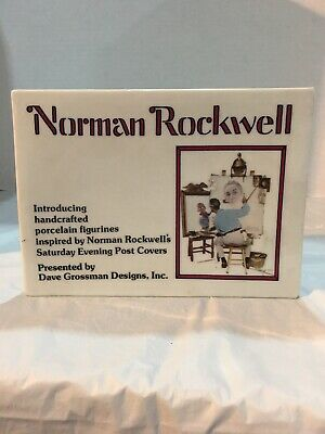 $ CDN26.23 • Buy Norman Rockwell Dealer Sign Dave Grossman Designs 1975