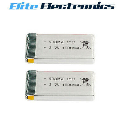 AU19.85 • Buy KY601S 3.7V 1800mAh Replacement Spare Extra Drone Li-po 1 2 3 Battery
