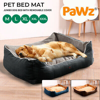 AU49.99 • Buy PaWz Pet Dog Cat Bed Puppy Beds Warm Cushion Mattress Pad Mat Extra Large Mats