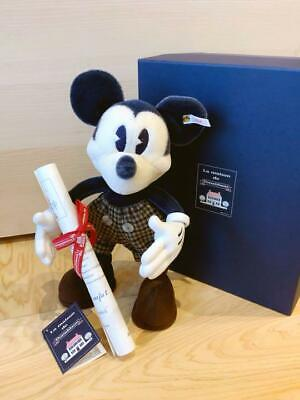 $441.85 • Buy Disney Mickey Mouse STEIFF & Donaldson Limited To 2000 Only 1997 Vintage 35cm