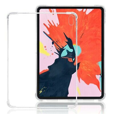 AU19.94 • Buy IPad Pro 12.9 & 11 Inch 2018 Shockproof Rubber Bumper Back Case Cover Protector
