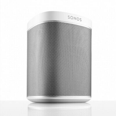 AU555 • Buy Sonos Play 1 Wireless Music Streaming Speaker System White - Perfect Condition