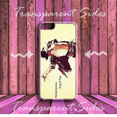 £4.85 • Buy MICHAEL JACKSON KING OF POP 03 HARD PHONE CASE COVER For IPhone Models