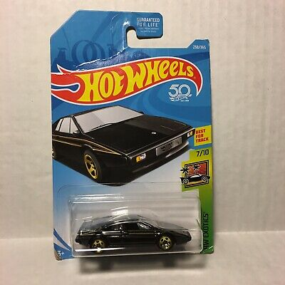 $ CDN6.54 • Buy 2018 Hot Wheels  Lotus Esprit S1  #238/365  [Black]  HW Exotics  Diecast Car