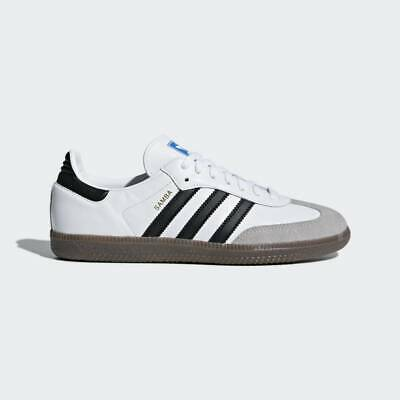 $ CDN134.97 • Buy Adidas Originals Women's Leather And Suede Samba OG Casual Shoes CG7147