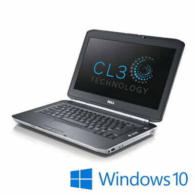 $209 • Buy Dell Latitude LAPTOP Computer INTEL I5 8GB 350GB SSD HDD HDMI Windows 10 WiFi PC