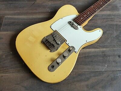 AU629 • Buy 1960's Fresher Telecaster Vintage Electric Guitar (Made In Japan)