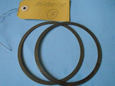 AU7.65 • Buy 2-Cylinder Head Shim .030 Thick Volkswagen & Po.914 2.0 Air Cooled Engine 76-82