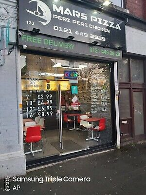 Takeaway Pizza And Kebab Shop For Sale,food,  Local Business, Good Business,  • 80,000£
