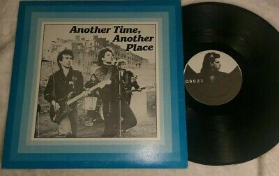 U2 Another Time, Another Place Live 1985 Private (EX.),Bono's  • 12.99$