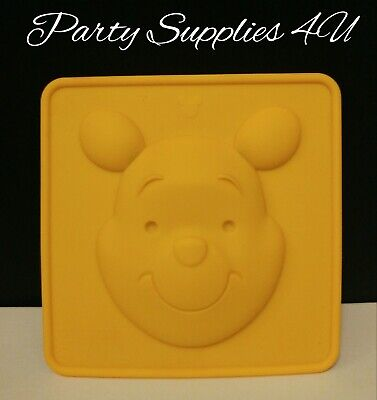 Disney Winnie The Pooh Silicone Mould/mold. Chocolate/Party/sweet/Fondant/Jelly • 3.50£