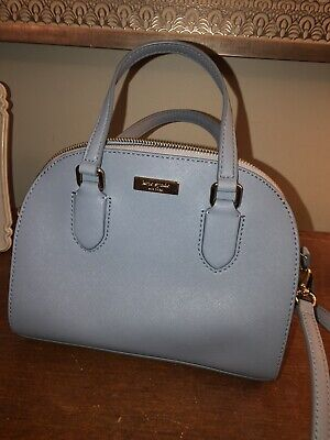Kate Spade New Without Tags Handbag Small Baby Blue Never Used • 18.90$