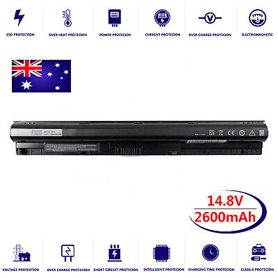 AU69.99 • Buy New M5Y1K Battery 14.8V 38Wh For Dell Inspiron 3451 3551 3458 3558 07G07