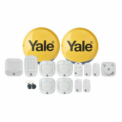 Yale Sync IA-340 Premium Smart Home Alarm Full Control Kit • 677.57£