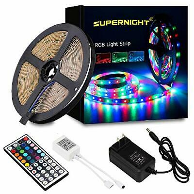Led String Strip Lights Color Changing Lamps Indoor Room Home Good For Party • 25.25$