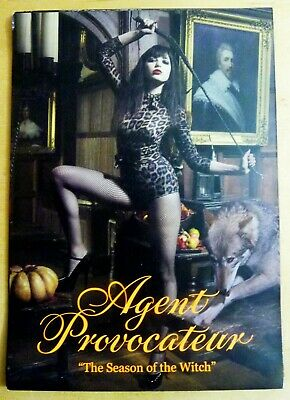 Agent Provocateur Women Lingerie Erotic Double Sided Poster • 12$