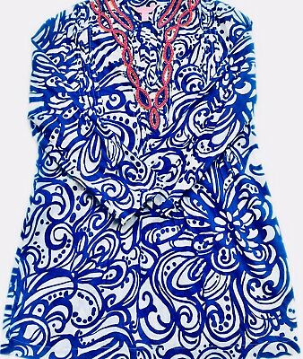 Lilly Pulitzer Top  Blouse Size Small • 10.99$