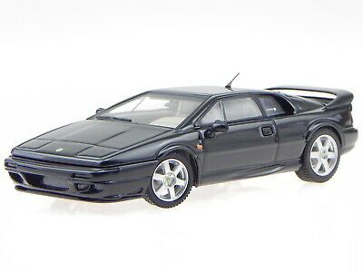 $ CDN91.53 • Buy Lotus Esprit V8 1996 Black Diecast Model Car 55402 AutoArt 1:43