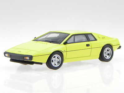 $ CDN91.53 • Buy Lotus Esprit 1979 Yellow Diecast Model Car 55311 AutoArt 1:43