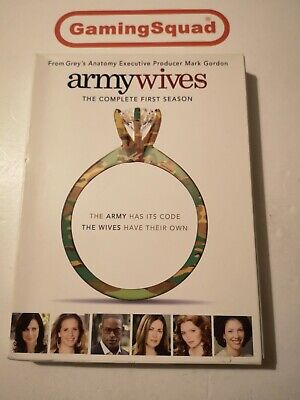 £11.95 • Buy Army Wives Season 1 NTSC DVD, Supplied By Gaming Squad