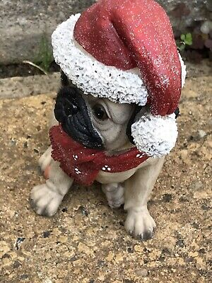 Latex Mould To Create This Christmas Pug Dog Ornament Hobby • 19.95£