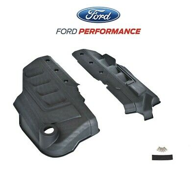 $254.95 • Buy 2018-2021 Mustang GT 5.0 Supercharged Engine Ford Performance Coil Covers Pair