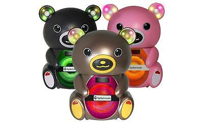 $39.99 • Buy TopTech Teddy Bear Portable 1000 Watts 4.5 Inch Party Bluetooth Speaker
