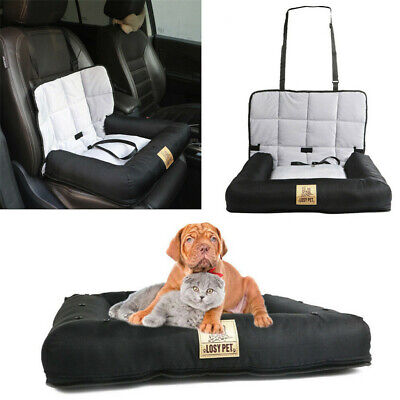 AU45.96 • Buy Pet Dog Cat Car Seat Safety Puppy Carrier Cover Travel Gear Booster Bed Bag AU
