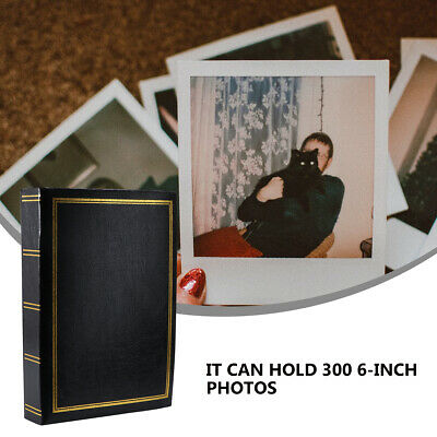 AU18.99 • Buy 6 300pcs Photo Album DIY Scrapbook Valentines Day Memo Book Wedding Gifts